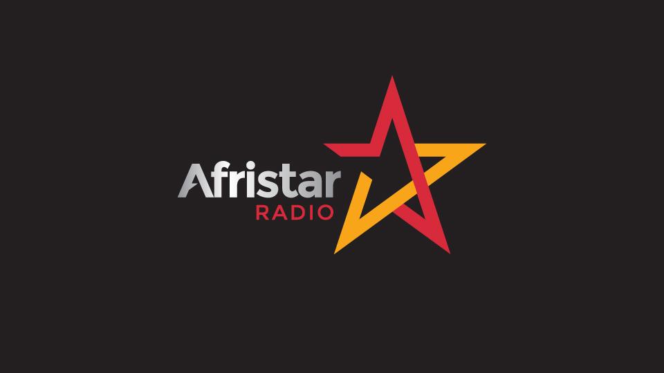 Afristar Radio Logo Design