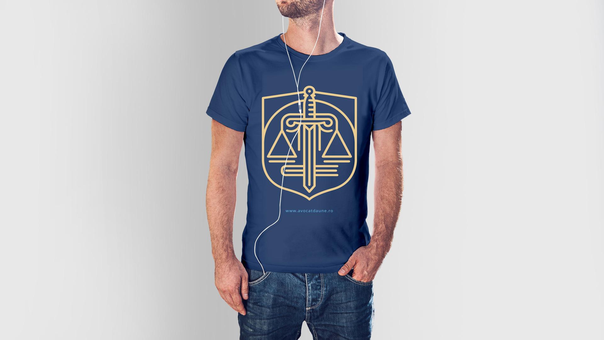 Avocat Daune Tshirt Design