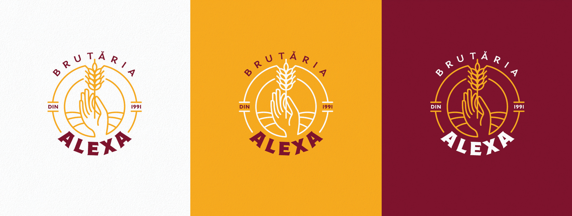 Brutaria Alexa - Logo Design