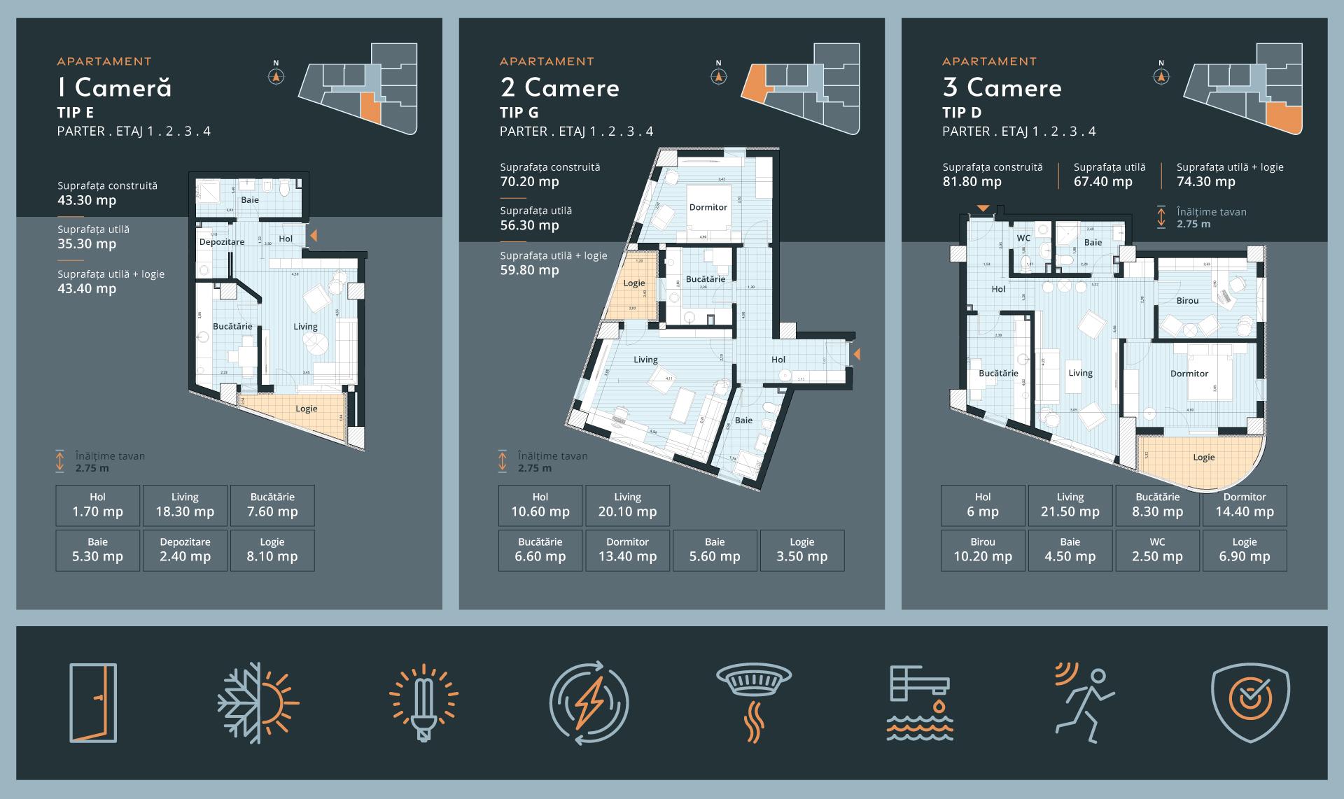 La Suite - brosura digitala de prezentare