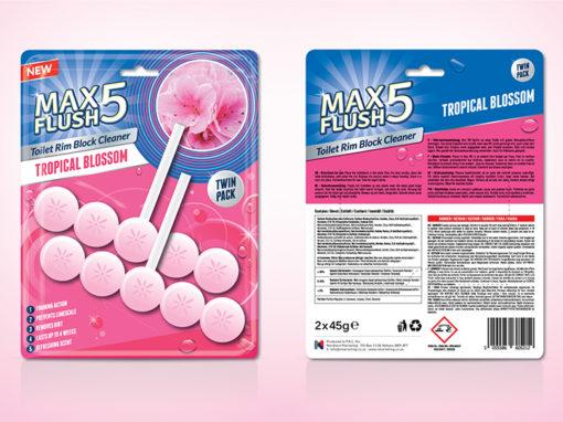 Max Flush 5