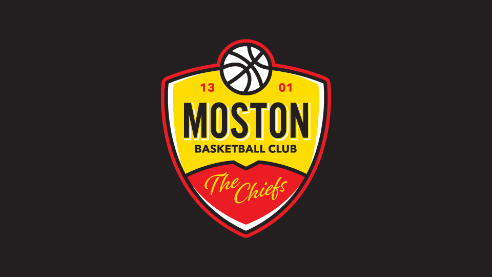 Moston Basketball Club Logo Design