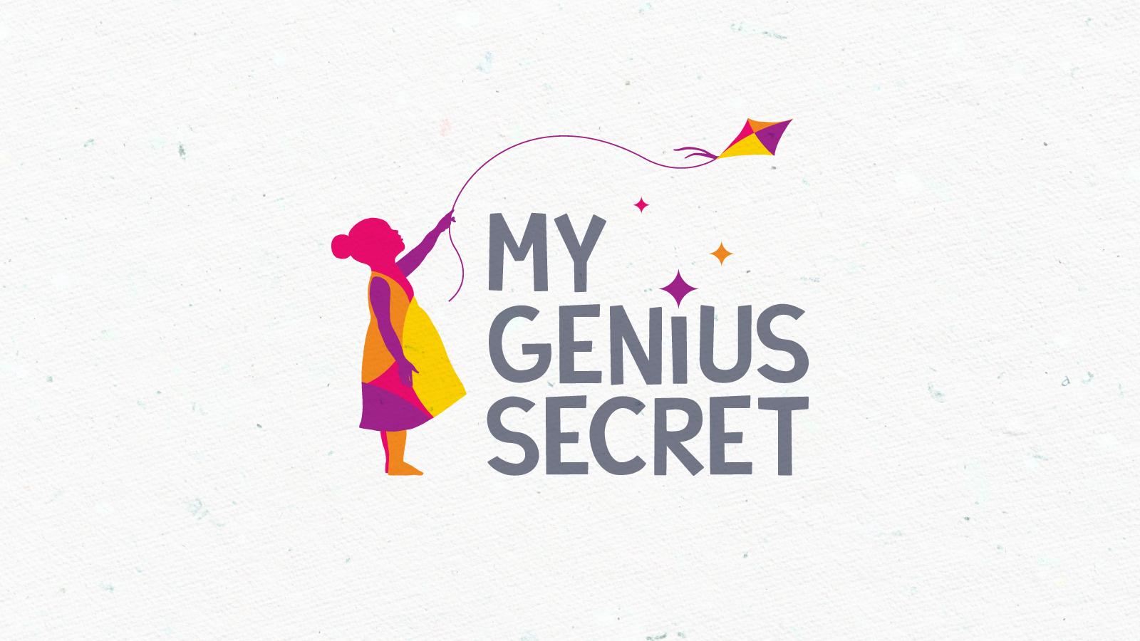 My Genius Secret - Logo Design